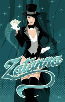 Zatanna by MikeMahle
