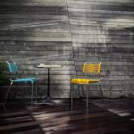 in silence two chairs by bluePartout
