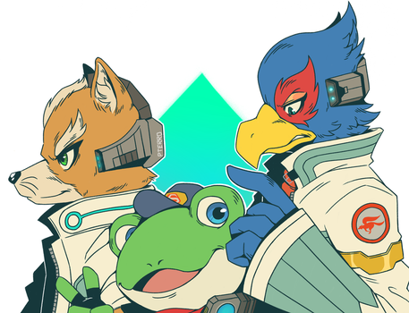 Space Animals by pterro