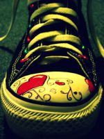 Converse Hearts by totalizzyness