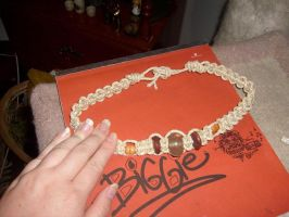Hemp Necklace 7 by cypris-quynh