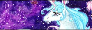 Bookmark: The Last Unicorn by AllerleiArt