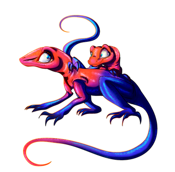 SeldomSeenSpeciesSunday - Agama by PlagueDogs123
