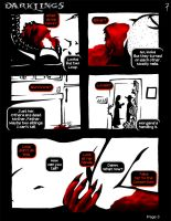 Darklings - Issue 1, Page 3 by RavynSoul
