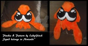 {For Sale} Angry Orange by LadyGlitch