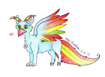 Griffen Gift! - Piifu by MonsterMeds