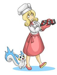 Baker Trainer by LelioCakes