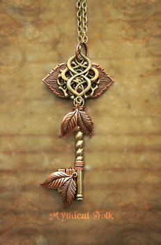 Key of Elrond by MythicalFolk