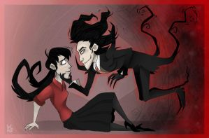 Willowson: Confrontation with a Demon by AretMaw