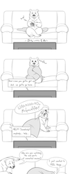 Self Inflicted Feels by Bear-hybrid