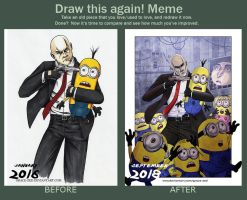 Draw This Again - Banana! by Grace-Zed