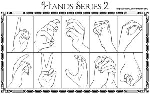 HANDS Series 2 by Kaoyux