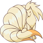 Ninetails Vector by Unfiltered-N