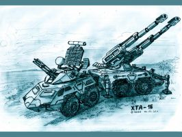 XTA-16 by TheXHS