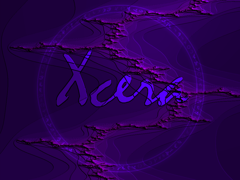 Xcera purple by assassain77
