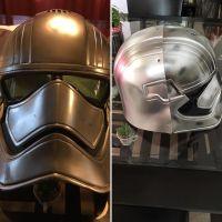 Captain Phasma Helmet by j0wey