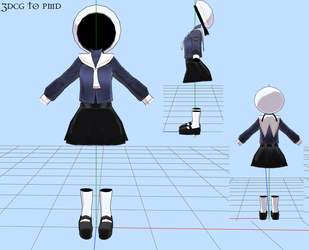 MMD CCS uniform -DOWNLOAD by MMDFakewings18