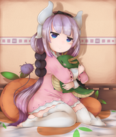 Kanna is very soft by Sh0taHunter