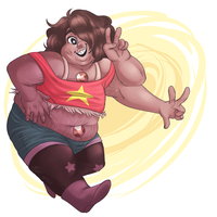 Smoky Quartz by candy-behemoth