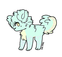 CLOSED : Doggo Adopt by Violeta-Adopts