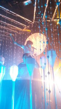 Purity Ring Another Eternity Tour 2015 - Paris - 1 by Epi-chan21