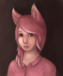 Nivi Portrait by StuffedPolarFox