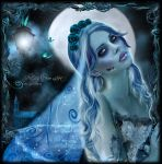 The Corpse Bride by Kristenolejarnik