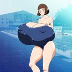 PR #11 - In the school pool by Hkami