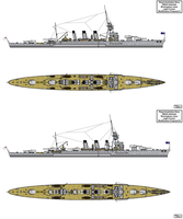 Modified HMAS Adelaide designs by Tzoli