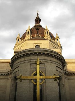 Cathedral of Saint Paul by Jesusdragon737