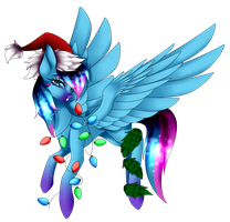 [YCH] Messy Christmas by Asembr-A