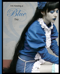 Blue Day by SilkenWebs