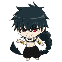 Chibi: Judal by CaptainMika