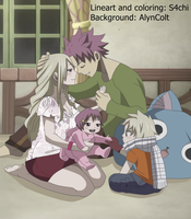Family 2 by S4chi