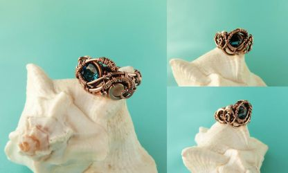 ring Beauty by UrsulaJewelry