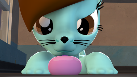[SFM] Kitty Ready to Pounce by MelodiousMarci