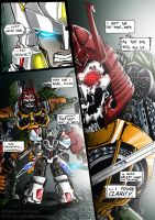 Collab - Drift and Bludgeon by Axylh