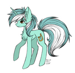 lyra sketch by SchizoidTomii