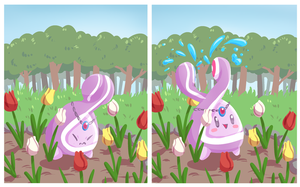 [PKMN-CC] Watering the flowers