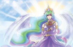 Princess of the Sun by Spoonful0fcats