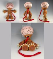 Resident Evil Licker Prototype by WhittyKitty