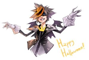 Happy Halloween by RoyalAstray