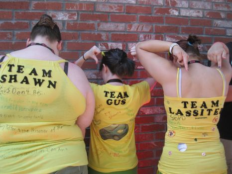 Team Gus Again by another2luvers