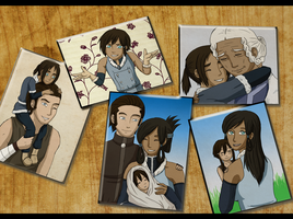 Amorra Week - Family by Kaschra