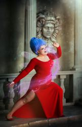 Fairy godmother Shrek 2 cosplay by Matsu-Sotome
