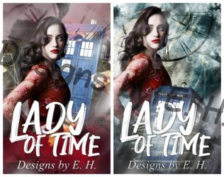 Lady of Time | Manip Cover Example by MLHadassah