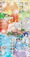 [MAL Layout] Thank You For Your Everything! by Shino-P