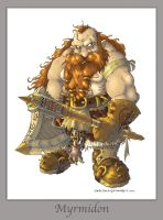 Dwarf for GH-MoNGo:color: by LindaLisa
