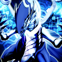 Blue Eyes Cyversed Dragon by Zerpens