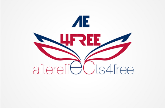 Ae 4free Logo by aftereffects4free